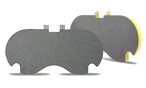 Montalvo HP Series Brake Pads