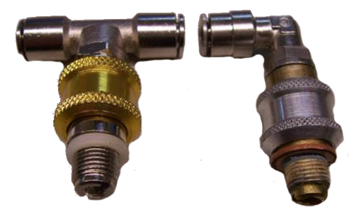 Re-Spa Brake Shuttle Valves T & L