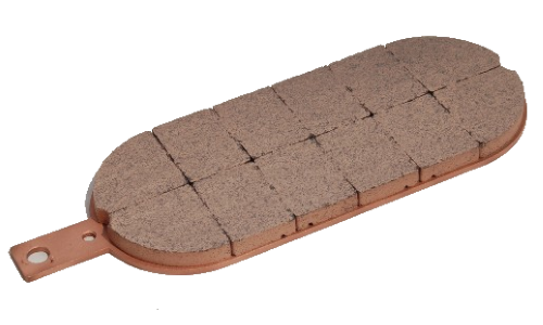 Sime TH Series Sintered Brake Pad